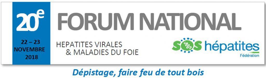 SOS hépatite - 20ème forum national - AMATHSO